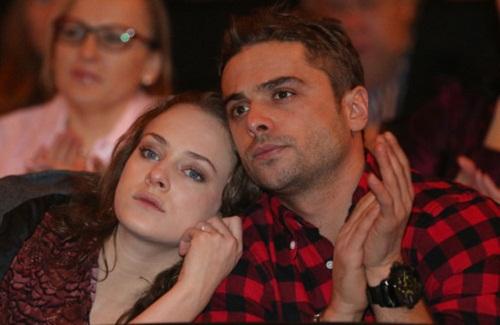 Аглая Тарасова и Илья Глинников фото