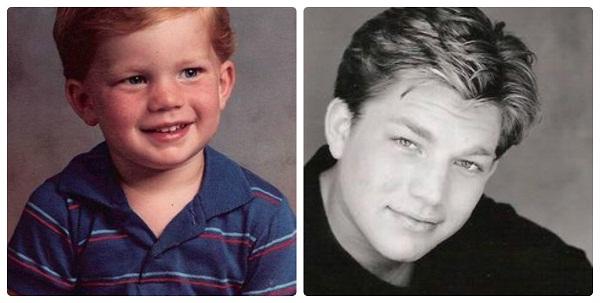 Адам Ламберт в детстве и юности фото