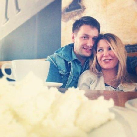 Александр Константинов с женой Кариной фото