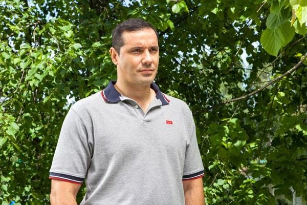Александр Никитин фото актер