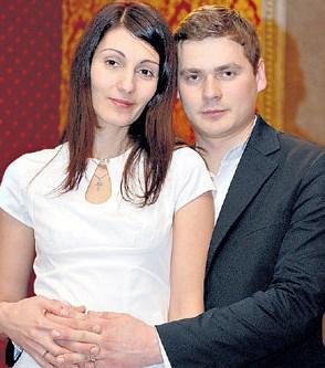 Александр Пашков жена