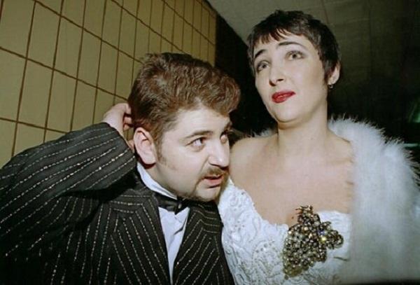 Александр Цекало и Лолита Милявская