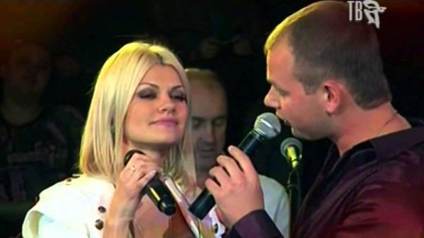 Алексей Брянцев и Ирина Круг фото