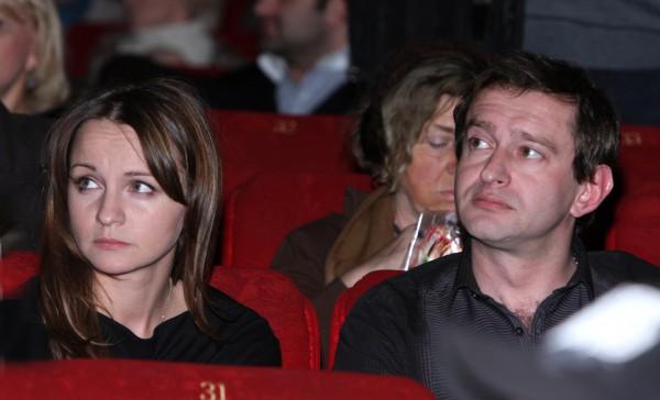 Константин Хабенский со своей супругой Ольгой Литвиновой фото