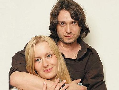 Андрей Барило с женой фото