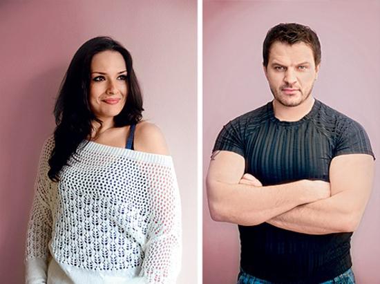 Андрей Биланов жена фото