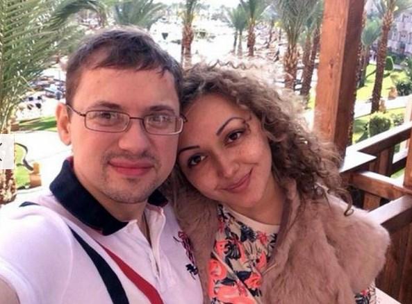 Андрей Гайдулян и его гражданская жена Диана Очилова фото
