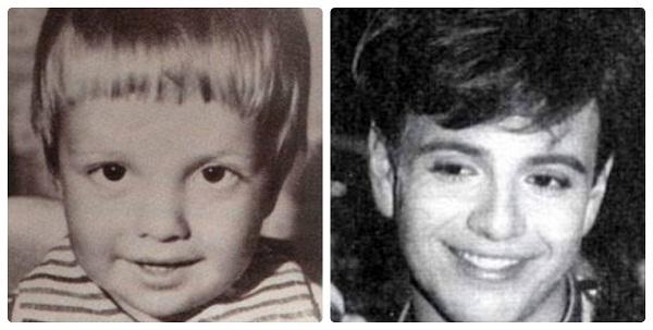 Андрей Губин в детстве и юности фото