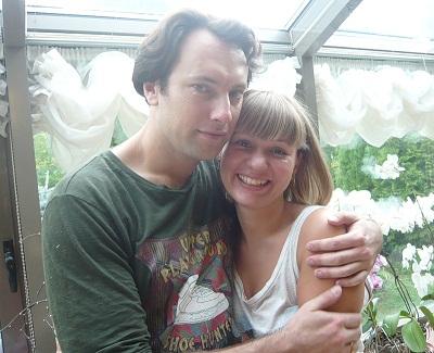 Андрей Финягин жена фото