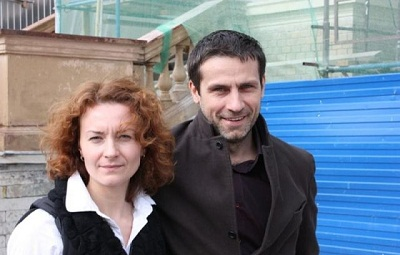Илья Шакунов с женой Анной Дюковой фото