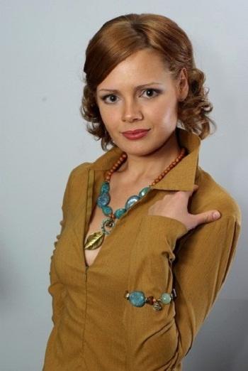Анна Миклош на фото