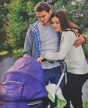 Анна Носатова с семьей мужем и сыном фото