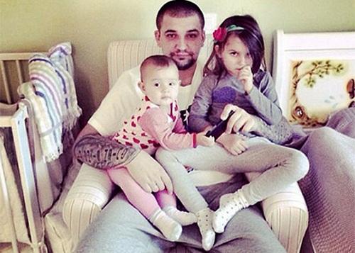 Баста с детьми фото