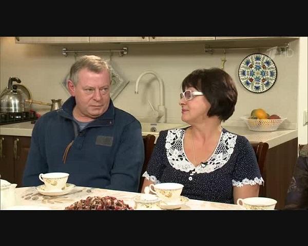 Вадим Андреев с женой фото
