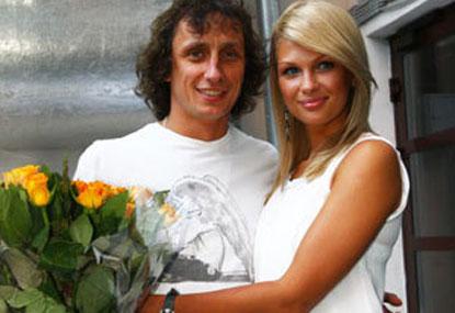 Вадим Галыгин жена фото