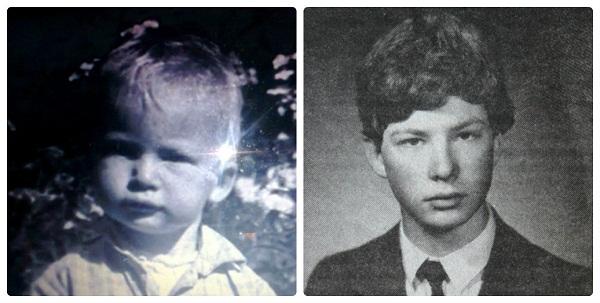 Валдис Пельш в детстве и юности фото