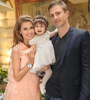 Виктория Боня муж и дочь фото