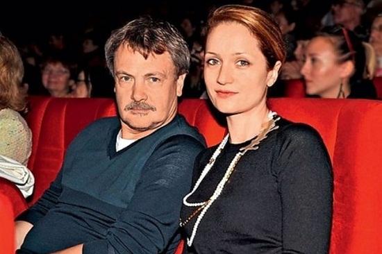 Виктория Исакова с мужем Юрием Морозом фото