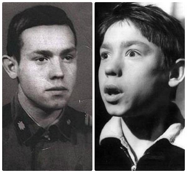Виктор Сухоруков в детстве и молодости фото