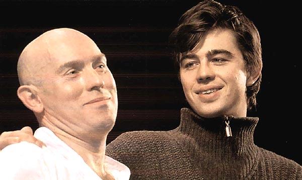 Виктор Сухоруков и Сергей Бодров фото