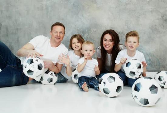 Вячеслав Малафеев жена дети фото