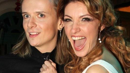 Глеб Матвейчук с бывшей женой Анастасией Макеевой фото