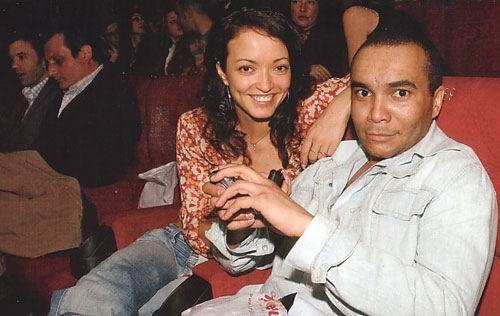 Григорий Сиятвинда с женой Татьяной фото