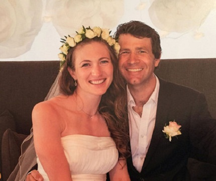 Дарья Домрачева с мужем фото