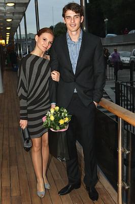 Дарья Егорова с Василием Степановым фото