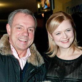 Дарья Калмыкова с бывшим мужем фото