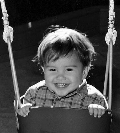 Джаред Падалеки в детстве фото