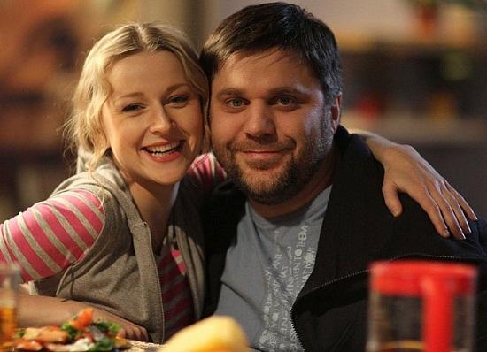 Джемал Тетруашвили с женой Ольгой Медынич фото