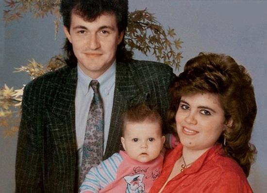 Дмитрий Дибров со второй супругой Ольгой и дочерью Ладой фото