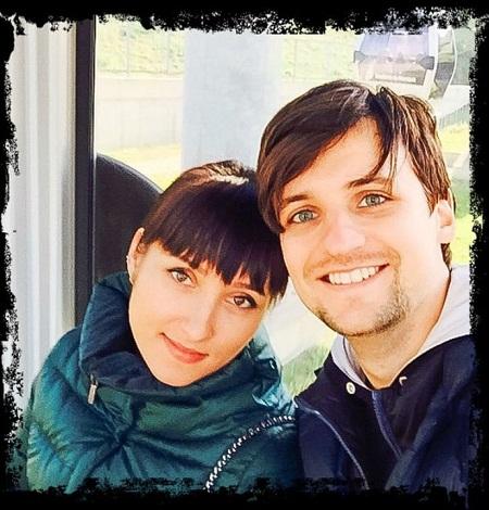 Дмитрий Колдун с женой фото