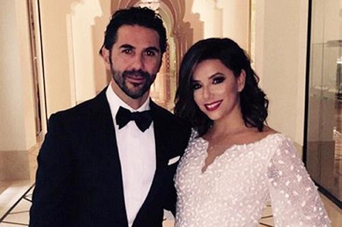 Ева Лонгория с мужем фото