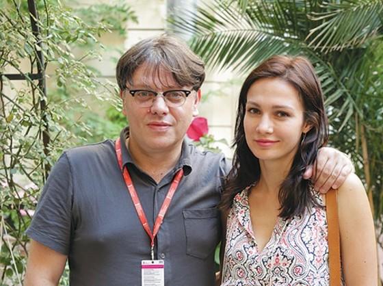 Евгения Брик (Хиривская) муж фото