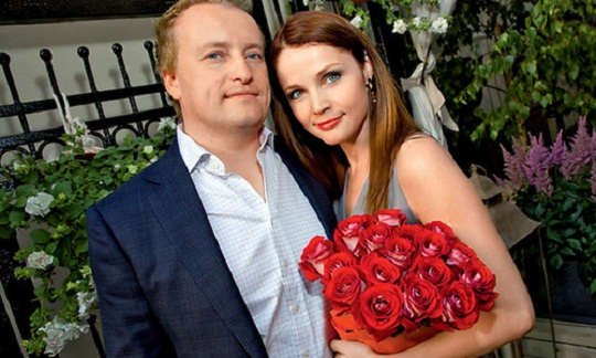 Екатерина Вуличенко муж фото