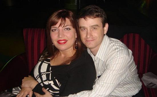 Екатерина Скулкина с мужем Денисом фото