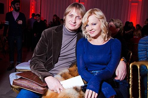 Ирина Ортман с мужем фото