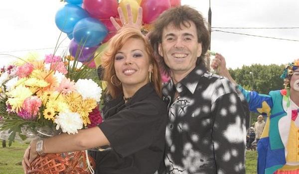 Карина Зверева с бывшим мужем фото