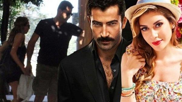 Кенан Имирзалыоглу и его жена Синем Кобал фото
