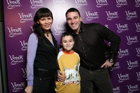 Кирилл Андреев жена дети фото