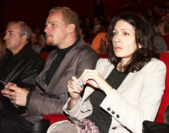 Юрий Колокольников с женой Ксенией Раппопорт фото