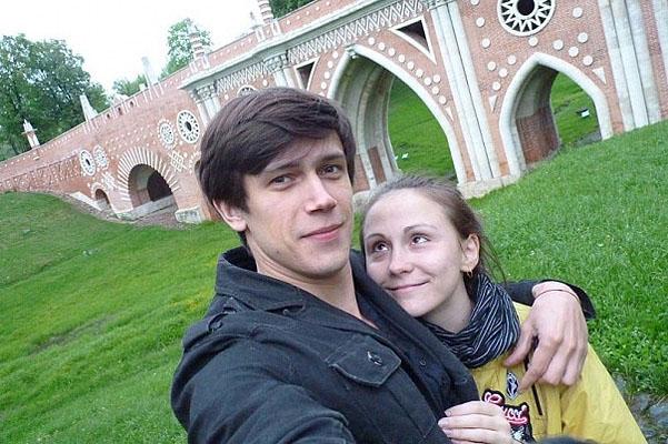 Леонид Бичевин с женой фото