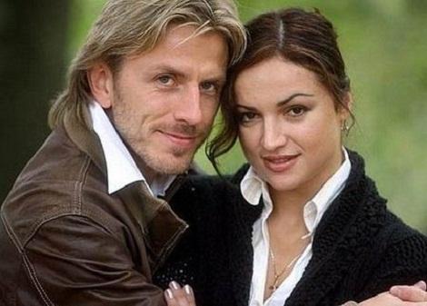 Маргарита Дробязко с мужем фото