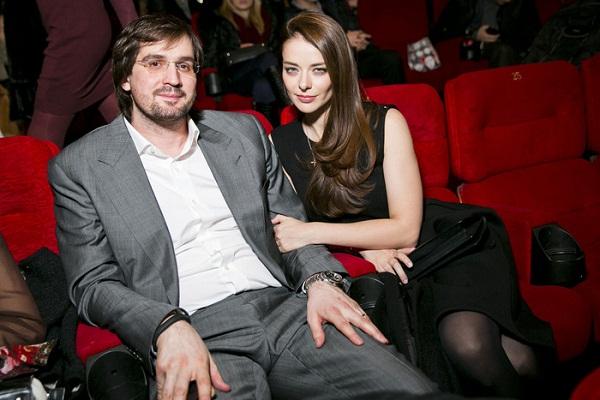 Марина Александрова с мужем фото