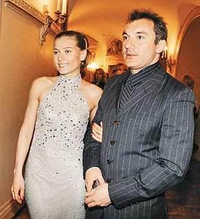 Мария Голубкина с бывшим мужем фото