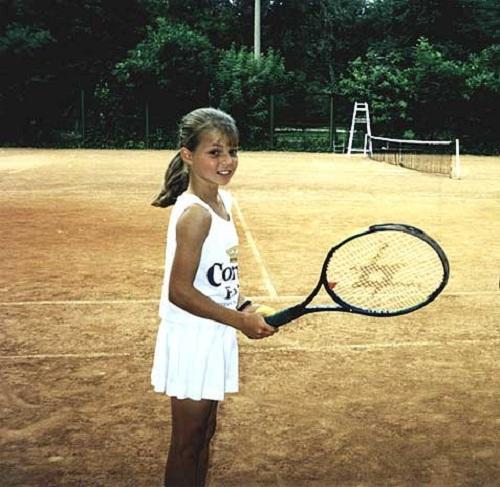 Мария Кириленко в детстве фото