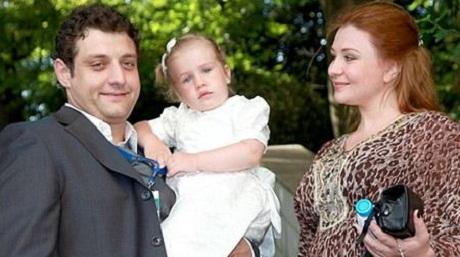 Михаил Полицеймако с семьей женой и дочерью фото