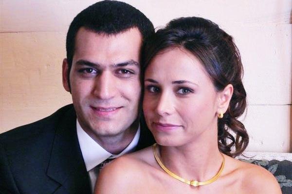 Мурат Йылдырым с бывшей женой Бурчин Терзиоглу фото